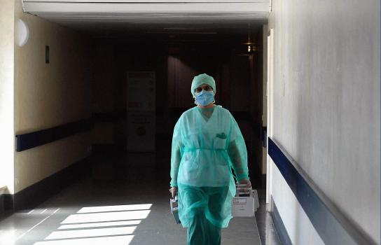 Rotary clubs help fight the COVID-19 pandemic