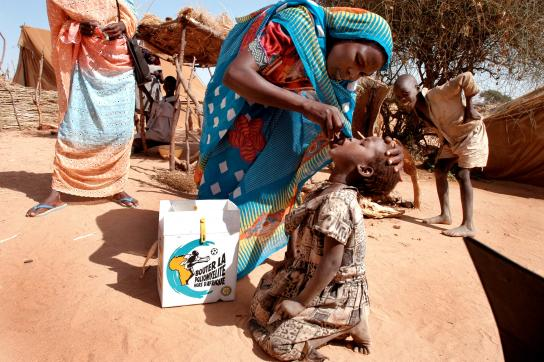 African region marks one year since being certified wild polio-free