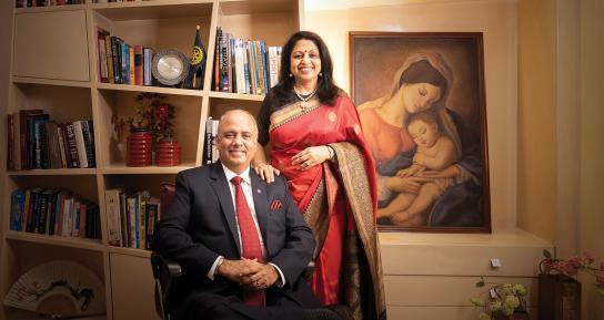 Meet Rotary's New President