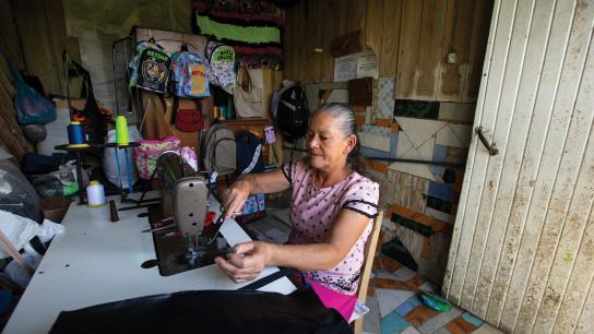 For true economic development, women are essential