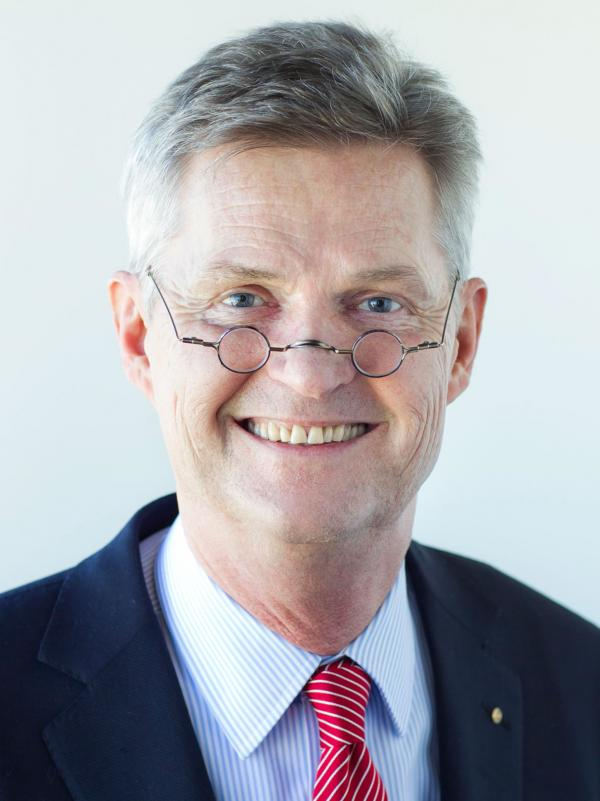 Exchange Service Center >> Holger Knaack selected to be 2020-21 Rotary International ...