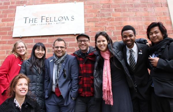 Peace Fellowships | Rotary International